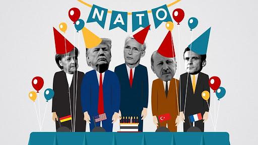 Nato-land nesten i krig med hverandre utenfor Libya. Tydeligere kan ikke oppløsningstendensen av alliansen synliggjøres.