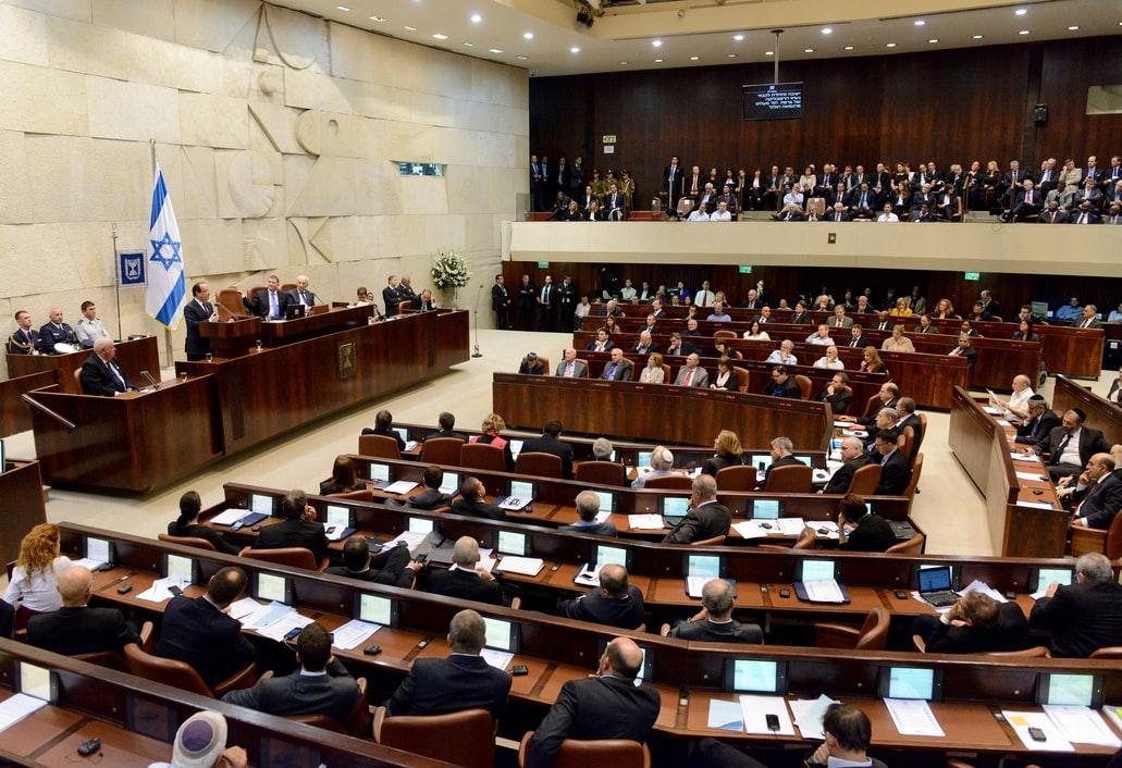 Et forslag til ny lov vil gi Israel rett til å blokker USAs våpensalg til land i Midt-Østen.