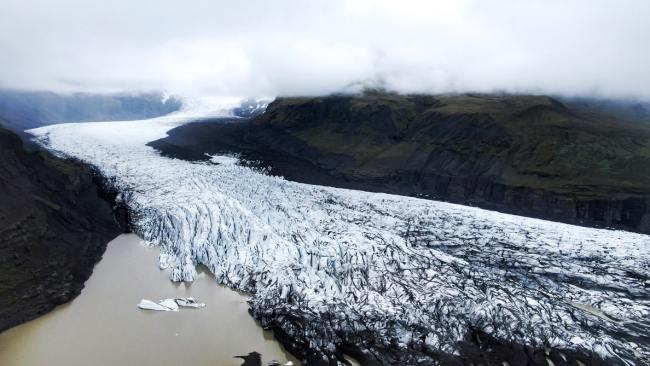 Ny forskning viser at det knapt har vært kaldere på Island siden siste istid enn nå.