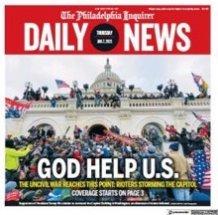 Er stormingen av Capitol Hill et statskupp? Medienes innskrenkning av ytringsfriheten er nok heller det.