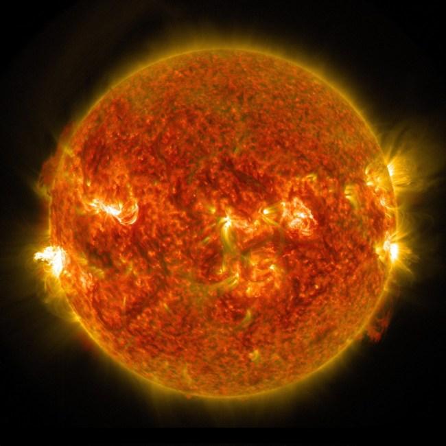 Det er solen, solen og solen. Uansett hvor mye penger vi pøser ut påvirker vi ikke den.