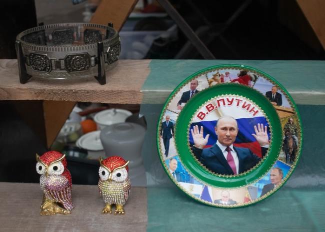 Påstandene om Putins palass er bare påstander som ikke dokumenteres.