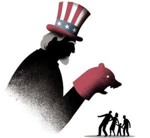 Thierry Messan analyserer den internasjonale situasjonen etter at en fikk nye koster i Washington.