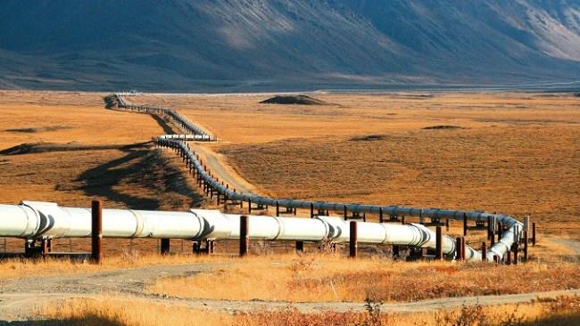 Det er meget store dimensjoner over energisamarbeidet mellom Kina og Russland.