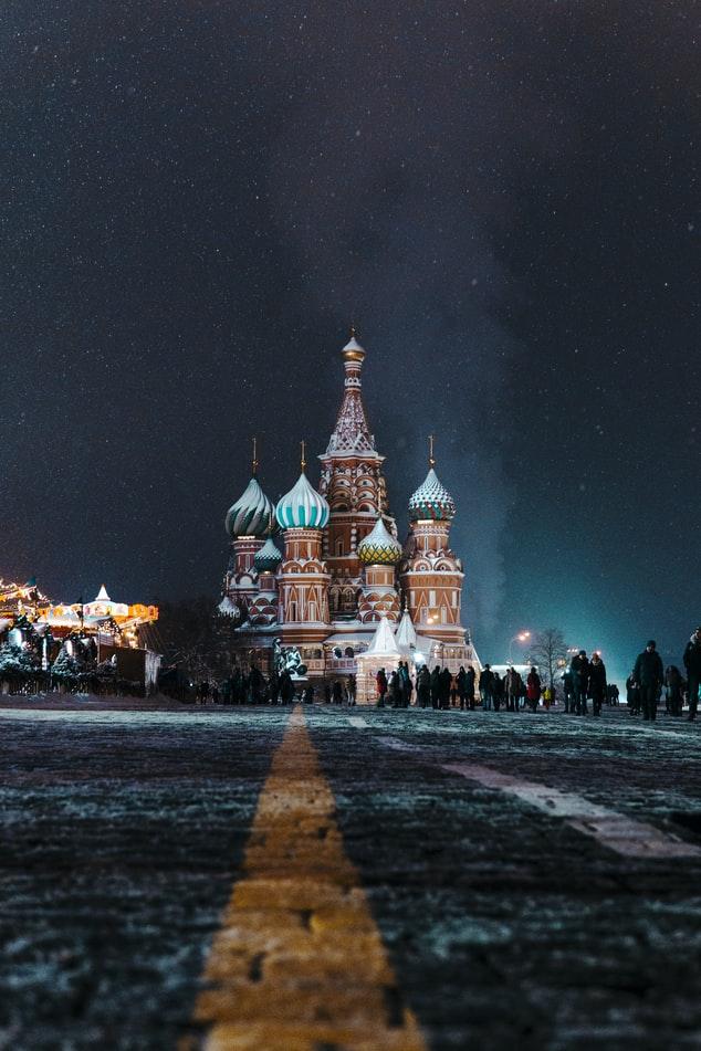 Vestlige medier driver en intens anti-russisk kampanje.