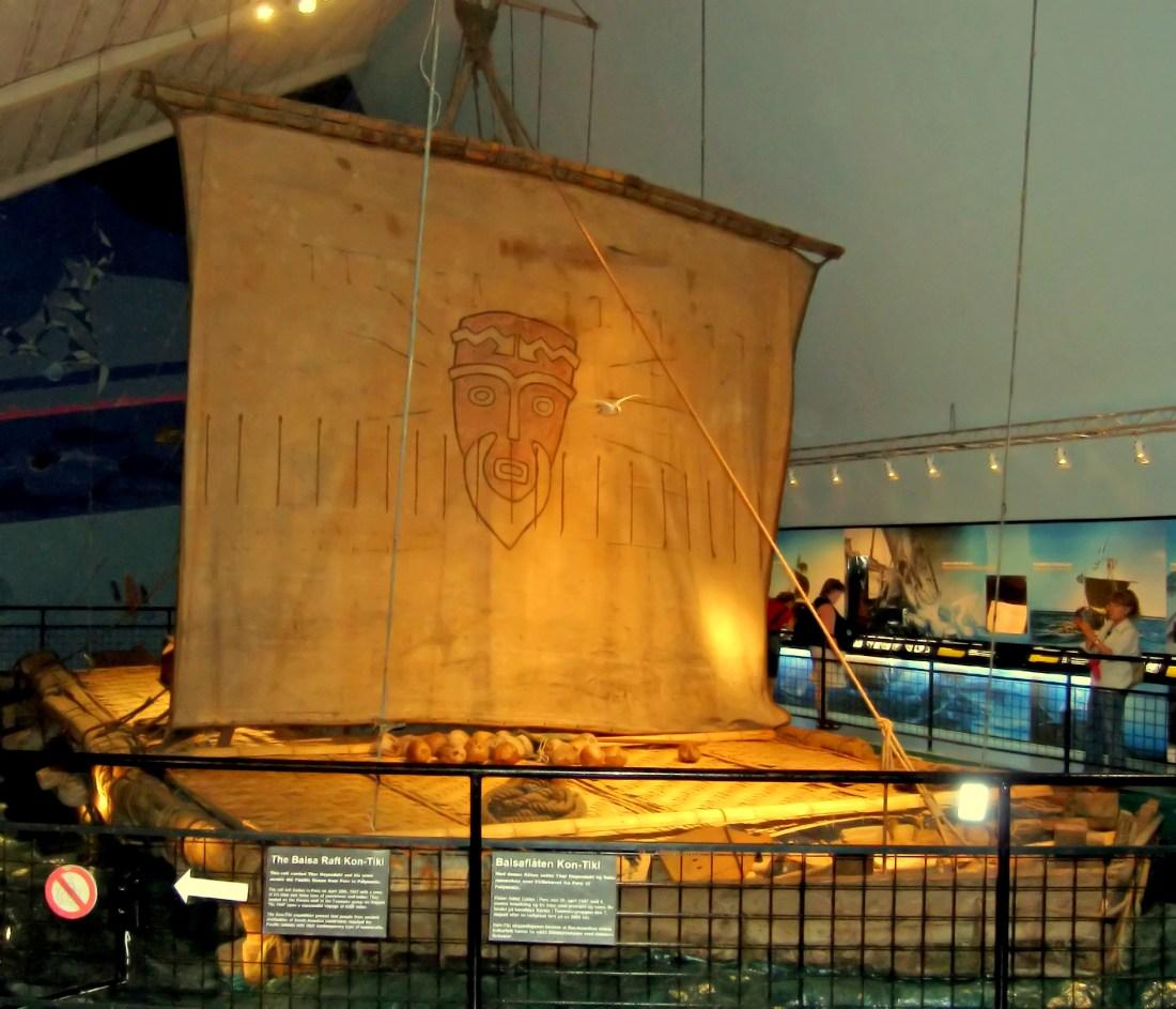 En presentasjon av en nordmann som var virkelig internasjonal kjent, Thor Heyerdahl.