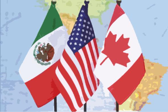 NAFTA (Kuzey Amerika Ülkeleri Serbest Ticaret Anlaşması - The North American Free Trade Agreement)