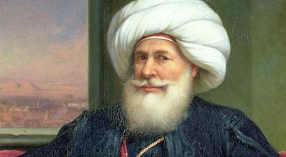 Mısır Hidivi Kavalalı Mehmet Ali Paşa