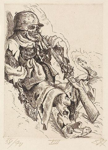 kötülük'ten güzellik çıkar mı? – c.baudelaire'in şiirleri, o.dix'in gravürleriKötülük'ten Güzellik çıkar mı? – C.Baudelaire'in şiirleri, O.Dix'in gravürleri