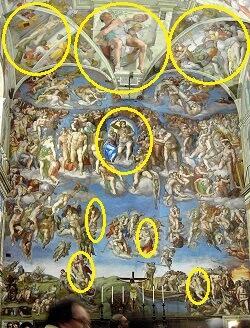 resim-sanati-perspektif-6 Michelangelo'nun gözüyle güvenlik kamerası arasındaki farkMichelangelo'nun gözüyle güvenlik kamerası arasındaki fark