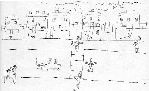mekan-cocuk-resmi-mekan-2 Çocuk hayatı görünmesi gerektiği gibi değil yaşadığı gibi resmederÇocuk hayatı görünmesi gerektiği gibi değil yaşadığı gibi resmeder