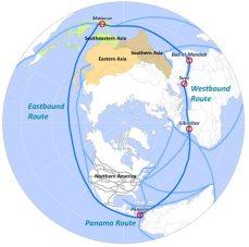 jeopolitik-deniz-yolu Jeopolitiğe Giriş / Philippe Moreau Defarges (2)