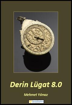 Derin Lügat güncellendi. Sürüm 8.0 yayında.