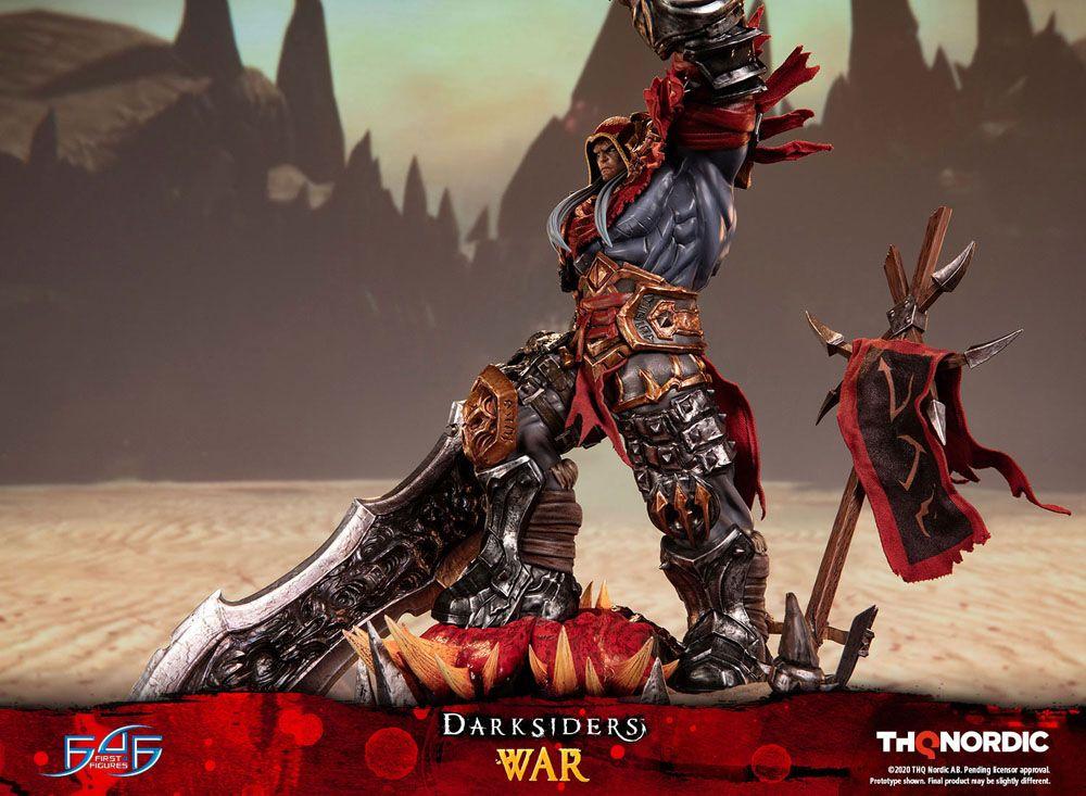 statuette war darksiders