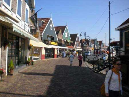 Kanallar ve Marjinaller Ülkesi: Hollanda