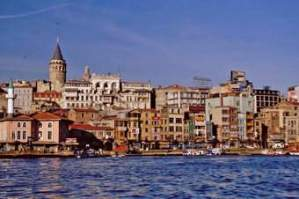 Bir İstanbul Öğleden Sonrası