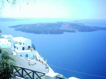 Santorini'de Aşk