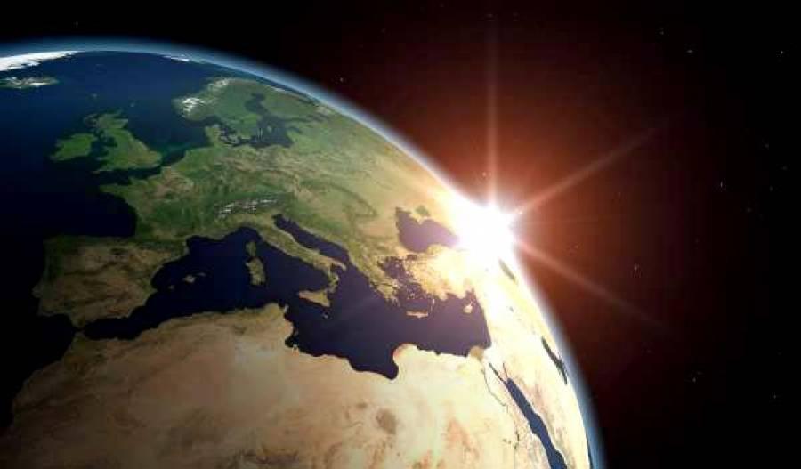 Dünya, Yeni Dünyaya Hamile