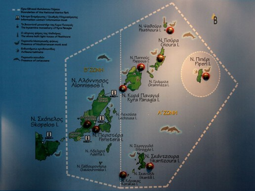 Meeresschutzgebiet in der Ägäis (Foto: Rüdiger Hengl)