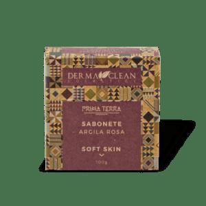 Sabonete de Argila Rosa - Soft Skin 100g