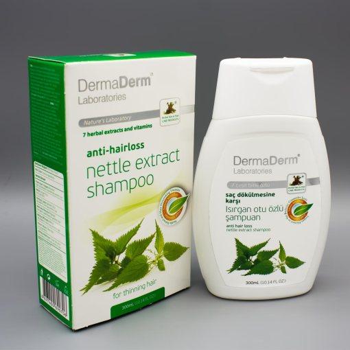 Dermaderm Isırgan Özlü Şampuan 300 ml
