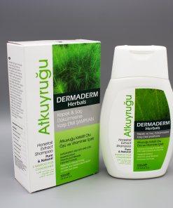 Dermaderm At Kuyruğu Özlü Kepek Giderici Şampuan 300 ml