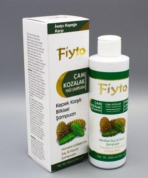 Fiyto Çam Kozalak Yağı Şampuan 250 mlFiyto Çam Kozalak Yağı Şampuan 250 ml