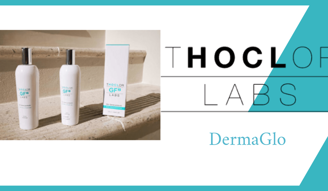 Thoclor skincare against viruses
