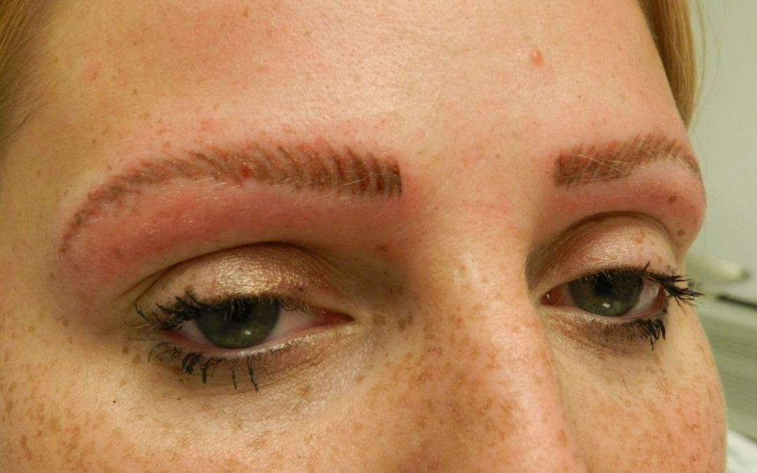 Permanent Eyebrows #028
