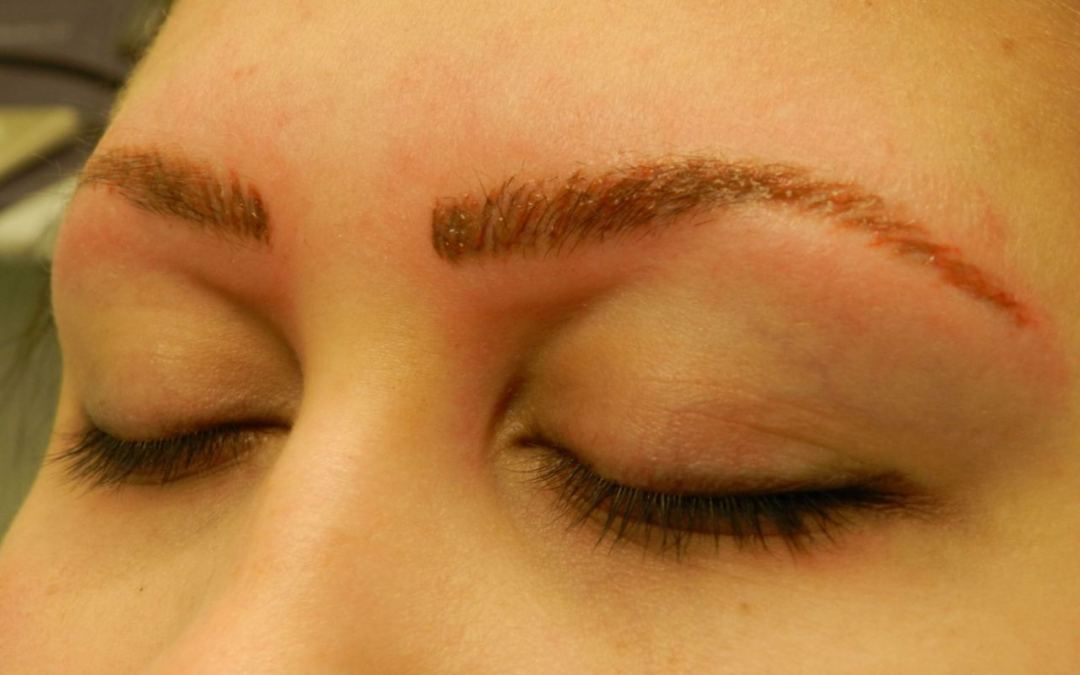 Permanent Eyebrow #027