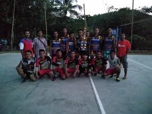 Pemuda Dusun 2 Citunggul Gelar Turnamen Volleyball Kadus 2 Cup