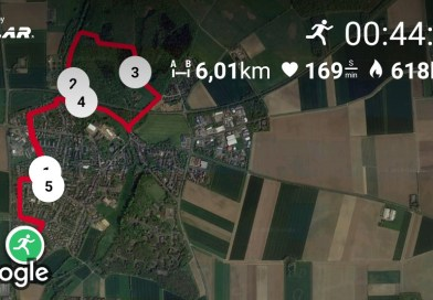 20.11 – Endlich wieder Laufen!