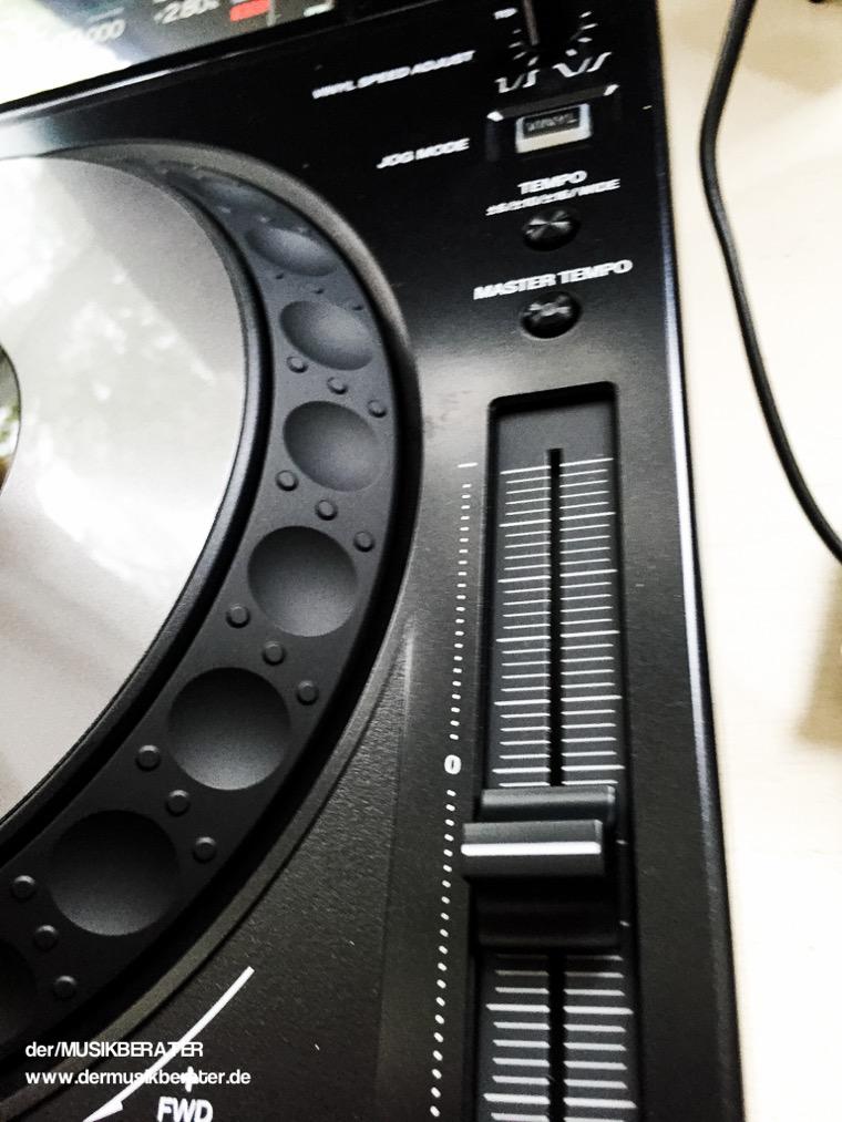 09 Pioneer DJ XDJ 1000 Traktor HID Serato Case Player Nexus Z2 Traktor 2.10 Blog Tech www.dermusikberater.de 08-2015