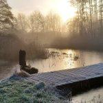 winterochtend foto Will van Berkel