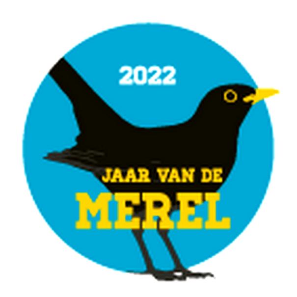 jaar van de merel logo