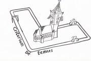 Het rondje om de kerk