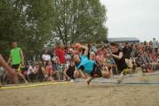 Eemnes er Thomas Visser Nederlands kampioen Beachhandbal