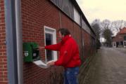 """Eemnes subsidieert AED buitenkast """"De Paardenstek"""""""