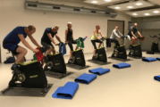 Spinning & Dance marathon 18 mei in Eemnes voor Stichting Met je hart