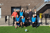 WALKING FOOTBALL BIJ SV EEMNES GROEIT