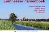 Eemnesser namenboek nagenoeg gereed!
