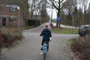 81 kinderen in Eemnes leggen het VVN praktisch Verkeersexamen af.