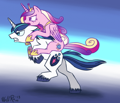 Go, go, go! by Wolframclaws