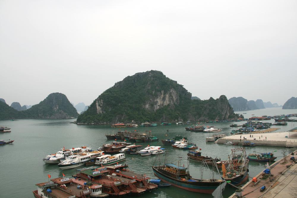 Port de Cai Rong