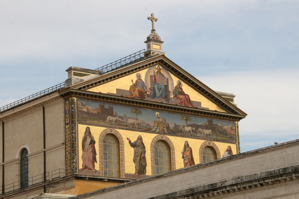 Fresques de la basilique