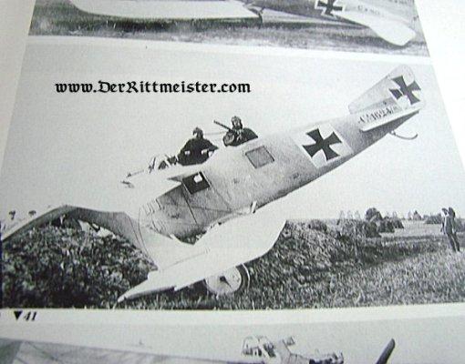 LFG ROLAND C. II by P.M. GROSZ - Imperial German Military Antiques Sale