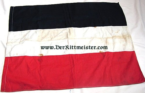 FLAG - GERMANY NATIONAL - IMPERIAL - Imperial German Military Antiques Sale