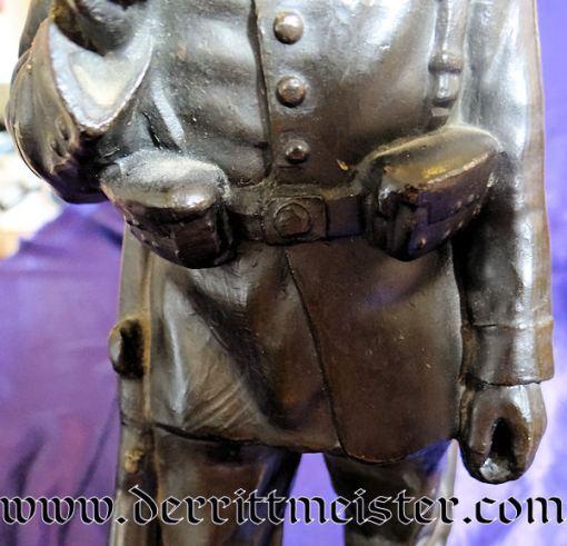 SAXONY - STATUE - SCHÜTZEN-REGIMENT Nr 108 - Imperial German Military Antiques Sale
