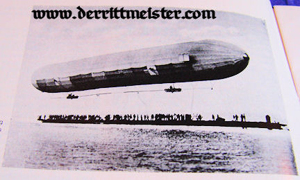 "GERMANY - MAGAZINE - ""NEW ZEPPELIN"" - 1966 - Imperial German Military Antiques Sale"