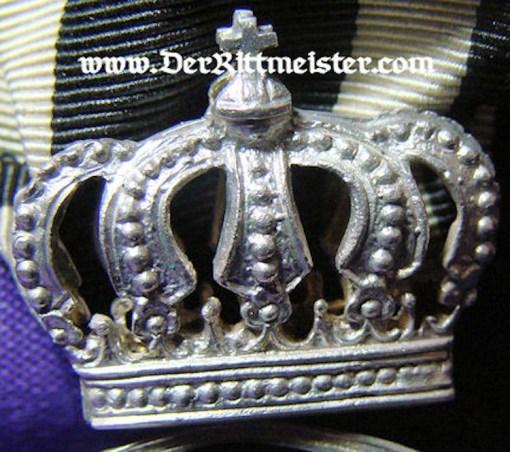 KREUZ DER INHABER - HOHENZOLLERN - Imperial German Military Antiques Sale